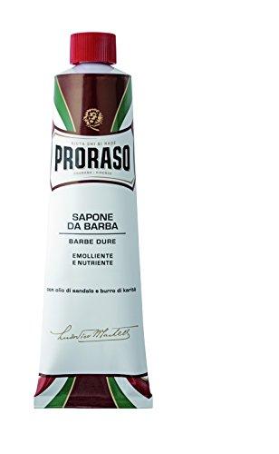 Proraso Vintage Prima Dopo Tin Moisturizing and Nourishing Formula,5.2 (Bigelow Shaving Cream)