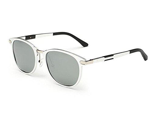Arctic Star New Stylish Polarized 100% UV400 POLICE Sunglasses-Black Frame Black Lens - Police New Sunglasses