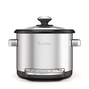 Breville The Risotto Plus 4qt Advanced Multi Cooker Rice Cooker   Brc600 Xl by Breville