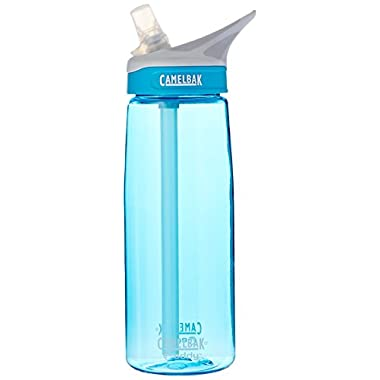 CamelBak Eddy Water Bottle, Rain, .6-Liter