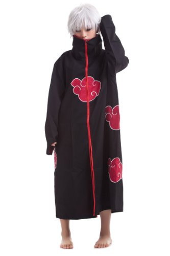 Cool2day Unisex-child Cosplay Naruto Uchiha Itachi Party Hallowmas Costume Co010043 (L-XL)