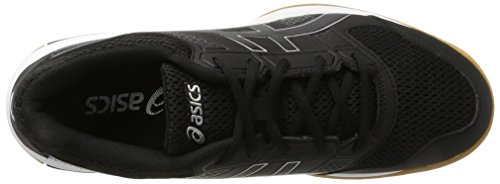 Asics Gel-raket 8 Limited Edition Herre Indendørs Domstol Sko Sort hFoA1glY