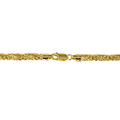 Bella Donna-Roi chaîne or jaune 58545cm-72334505