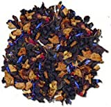 Bingo Blueberry Herbal Tea 16 oz (1 lb) bag of loose tea