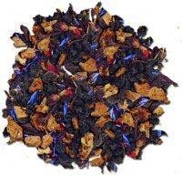Bingo Blueberry Herbal Tea 16 oz (1 lb) bag of loose tea by Culinary Teas Gourmet Teas