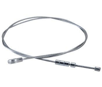 Snapper Riding Mower Brake Clutch Cable Part No: A-B1SN77 285-043, 46-027, 8294 - Cable Manufacturers Brake