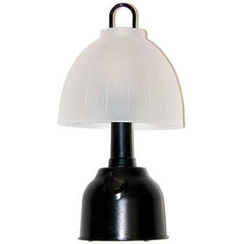 Dorcy 33-Lumen Portable Indoor/Outdoor Table Lamp Light with ...