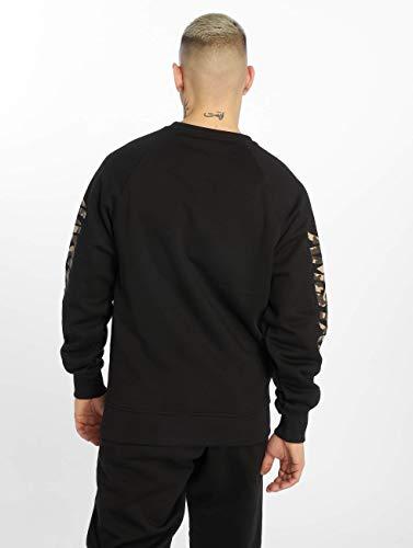 0 2 Amstaff amp; Sweats Schwarz Homme Pulls Logo vYAHfqY