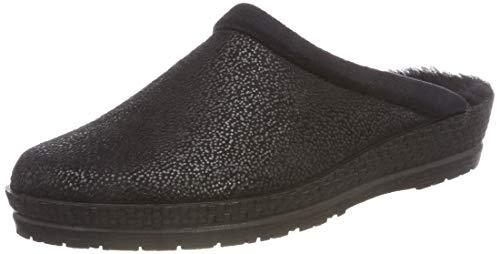 Nero d Pantofole 90 nero Donna Rohde Neustadt nwaxIZ