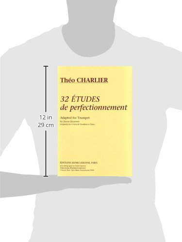32 Etudes De Perfectionnement Adapted For Trumpet Buy Online In Antigua And Barbuda At Antigua Desertcart Com Productid 27581008