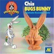 Bugs Bunny Chia Head Pet Pottery Planter