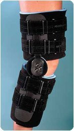 Sammons Preston Knee Ranger II (Short 17'' long (43cm)) by Sammons Preston