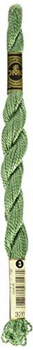DMC 115 3-320 Pearl Cotton Thread, Pistachio Green