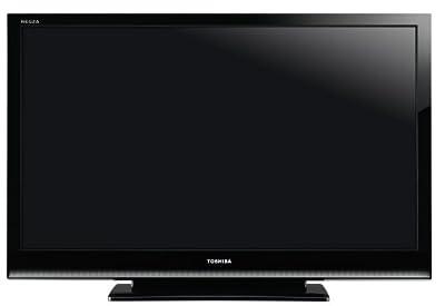 Toshiba REGZA 46XV645U 46-Inch 1080p 120Hz LCD HDTV, Black