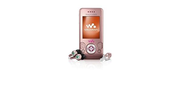 Amazon.com: Sony Ericsson W580i desbloqueado teléfono ...