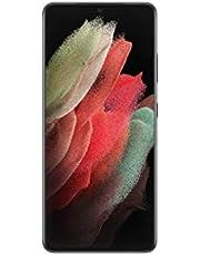 SAMSUNG SM-G998BZKGXSP Galaxy S21 Ultra 5G 256GB Phantom Black