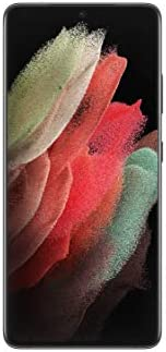 Samsung Galaxy S21 Ultra 5G SM-G998B/DS 256GB 12GB RAM International Version - Phantom Black