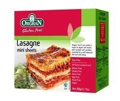 Orgran Rice & Corn Lasagne 200g X 4 by Orgran