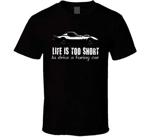 Chevrolet Tent - Chevrolet Corvette C Zr Stingray Life is Too Short Car Lover T Shirt