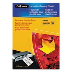 FEL5320603 - Laminator Cleaning Sheets