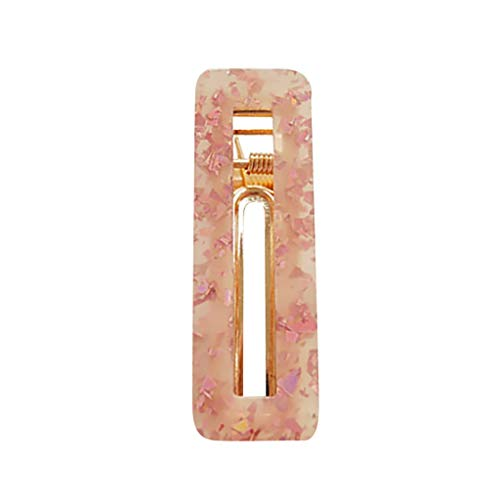(Gleamfut Women Vintage Classic Hair Clip Bobby Pin Tin Foil Hairband Hairpin Barrette Comb Accessory)
