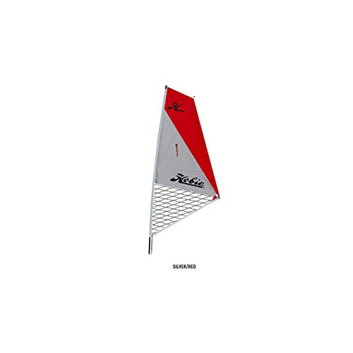 Hobie Mirage Kayak Sail Kit-Red/Silver