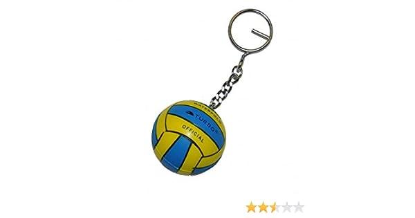 Turbo Puerta Llaves balón Amarillo/Azul: Amazon.es: Deportes y ...