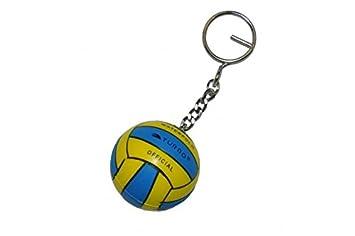 Turbo puerta llaves balón amarillo/azul: Amazon.es: Deportes y aire libre