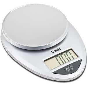 Cuisaid ProDigital Digital Kitchen Scale (Silver)