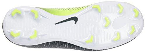 Nike 852489-376, Botas de Fútbol para Niños Verde (Seaweed / Volt / Hasta / White)