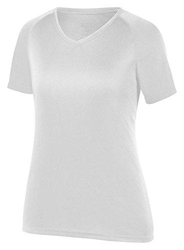 独創的気候非常に怒っていますAugusta Sportswear Girls ' Attain Wickingシャツ
