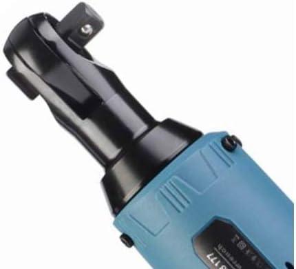 Cl/é /à Cliquet sans fil /à batterie 12 V Chargeur et Mallette de transport Heimerdinger 45 Nm 7 Douilles 3//8 2 Batteries 2 Ah Embout 3//8