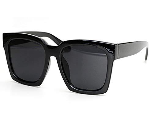 O2 Eyewear 7151 Premium Oversize XXL Women Men Mirror Fashion Sunglasses (Oversized, SOLID - Oversized Mens Sunglasses