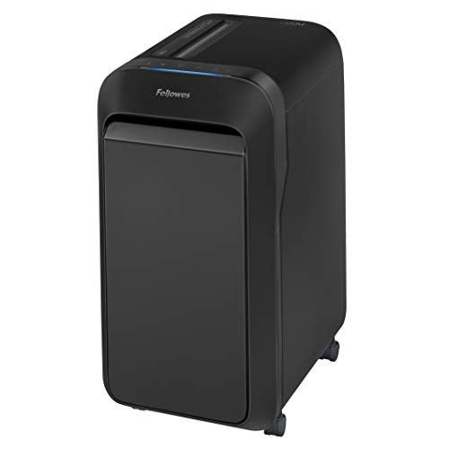 Fellowes LX22M Powershred Micro Cut 20 Sheet Paper Shredder (Black)