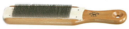 Nicholson - File Cleaner, Type: File Cleaner, Overall Length: 10'' (10 Units)
