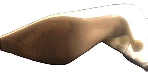 Dune - Botas de Piel para mujer Blanco blanco marfil 39 EU