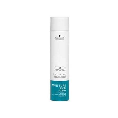 Schwarzkopf BC Bonacure Moisture Kick Shampoo for Normal to Dry Hair Hair Shampoos ()