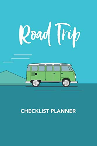 Road Trip checklist notebook: Blank To-Do Task ()