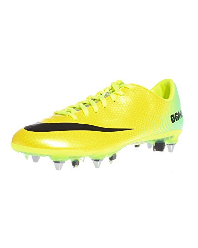 Chaussures Crampons Knights 555607 Pro Ix De Football Bottes Soccer Sg Nike Jaune Steam Mercurial Ac7nWq7av