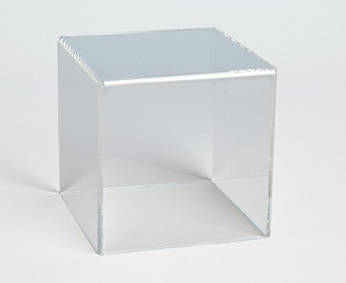 Acrylic Sided Display 6x6x6 thick product image