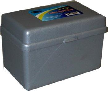 DDI - Index Card Storage Box - 3'' x 5'' (1 pack of 48 items) by DDI