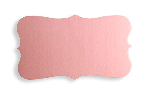Pink Paper Business Cards (100) Paper P04 - - Business Card Pink