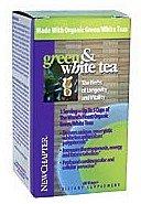 New Chapter Green & White Tea
