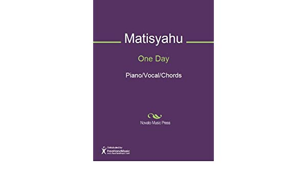One Day Sheet Music Pianovocalchords Kindle Edition By Phil