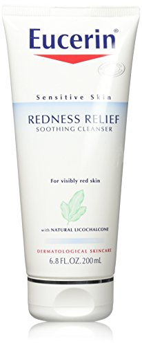 Eucerin Redness Relief Soothing Cleanser, 6.8-Ounce