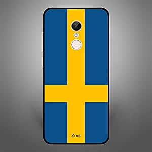 Xiaomi Redmi 5 Sweden Flag