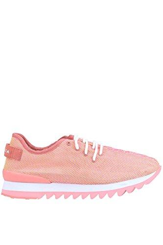 Apepazza Sneakers Donna MCGLCAK03070E Tessuto Rosa