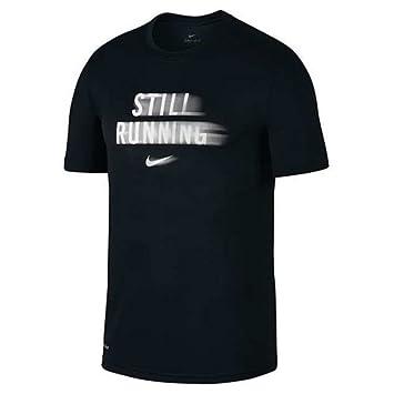 186719de Nike Men's M Nk Dry Tee Lgd Fast Life T-Shirt: Amazon.co.uk: Sports ...