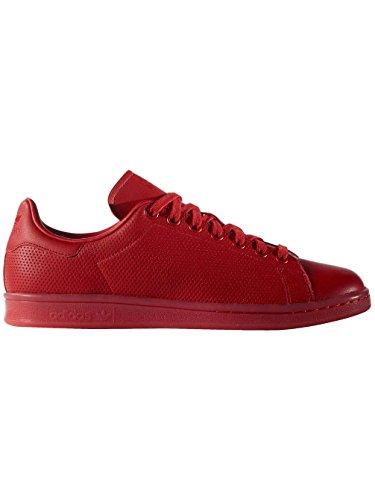 Adidas Sneaker STAN SMITH ADICOLOR S80248 Rot, Schuhgröße:44