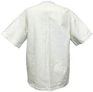 1x1 STUDIO T-Shirt with Seam Tape White